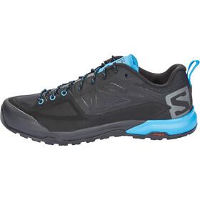 Salomon X Alp SPRY Shoes Men Black/Magnet/Hawaiian Surf